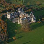 Le chateau de Régnière Ecluse