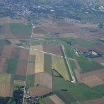 vue d'ensemble de l'aérodrome